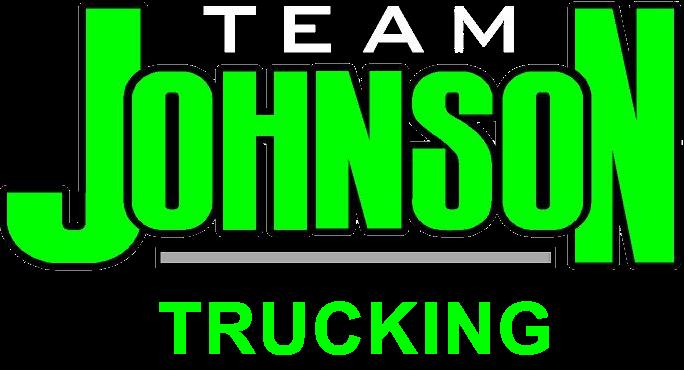 Team Johnson Trucking Logo